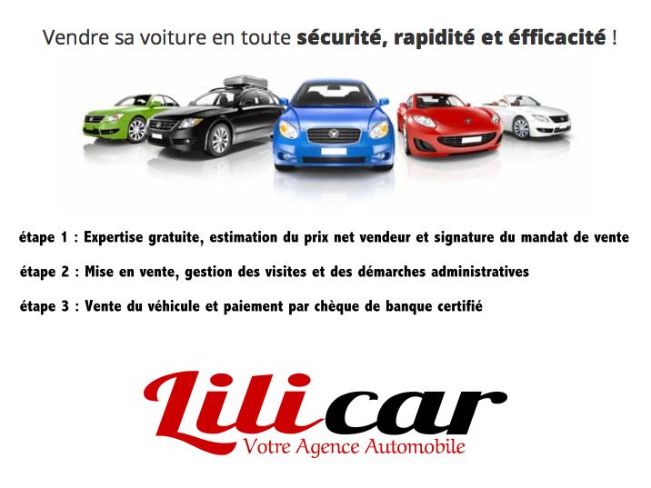 vendre vehicule occasion demarches